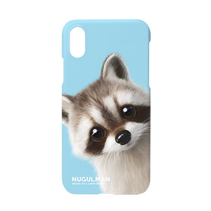 Nugulman the Raccoon Peekaboo Case