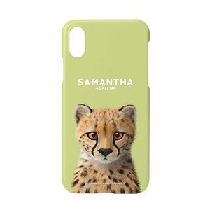 Samantha the Cheetah Case
