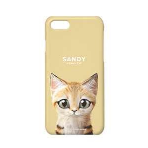 Sandy the Sand cat Case