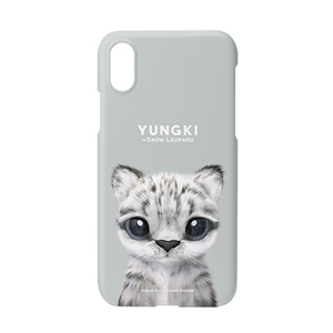 Yungki the Snow Leopard Case
