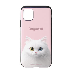 Cloud the Persian Cat Simple Slide Case
