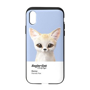 Denny the Fennec fox Colorchip Slide Case