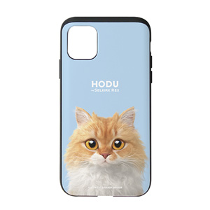 Hodu the Selkirk Rex Slide Case