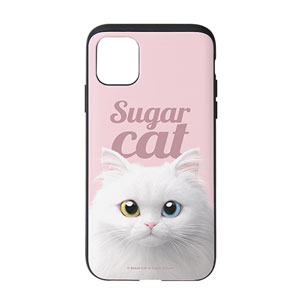 Cloud the Persian Cat Magazine Slide Case