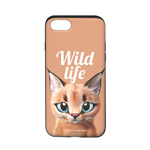 Cali the Caracal Magazine Slide Case