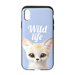 Denny the Fennec fox Magazine Slide Case
