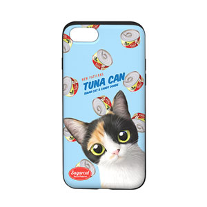 Chamchi's Tuna Can New Patterns Slide Case