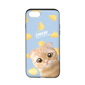 Cheddar's Cheese New Patterns Slide Case
