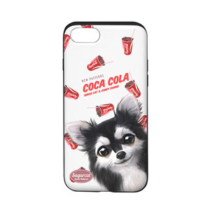 Cola's Cocacola New Patterns Slide Case