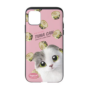 Duna's Tuna Can New Patterns Slide Case