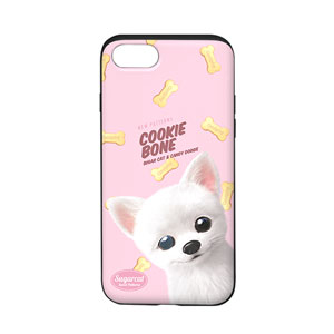 Haebyeong's Cookie Bone New Patterns Slide Case