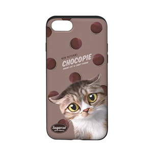 Ohsiong's Chocopie New Patterns Slide Case