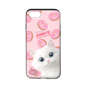 Soondooboo's Donuts New Patterns Slide Case