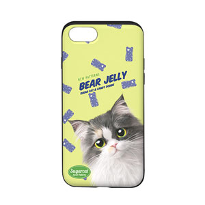 Zzing's Bears Jelly New Patterns Slide Case