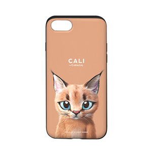 Cali the Caracal Slide Case