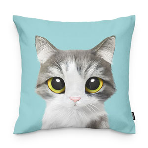 Gurumi Throw Pillow