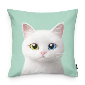 Toto the Scottish Straight Throw Pillow