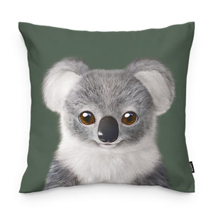 Coco the Koala Throw Pillow