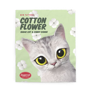 Moki's Cotton Flower New Patterns Cleaner