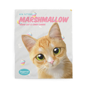 Roy the Cheese Tabby's Marshmallow New Patterns Cleaner