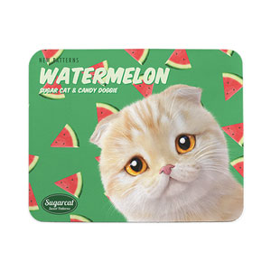 Achi's Watermelon New Patterns Mouse Pad