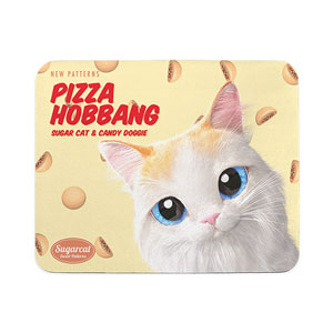 Andy's Pizza Hobbang New Patterns Mouse Pad