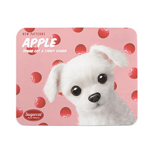 Dongdong's Apple New Patterns Mouse Pad