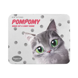 Emma's Pompomy New Patterns Mouse Pad