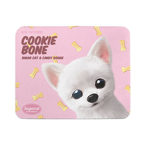 Haebyeong's Cookie Bone New Patterns Mouse Pad