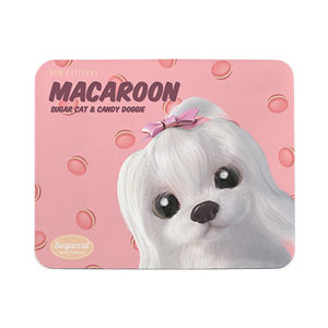 Iryn's Macaroon New Patterns Mouse Pad