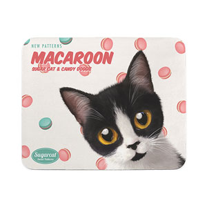 Jelly's Macaroon New Patterns Mouse Pad