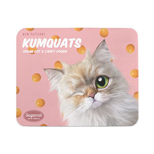 Kkingkkang's Kumquats New Patterns Mouse Pad