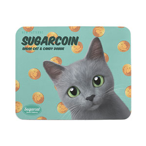 Koochoco's Sugarcoin New Patterns Mouse Pad