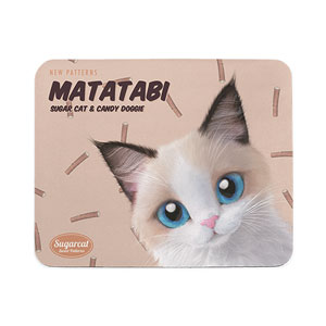 Latta's Matatabi New Patterns Mouse Pad