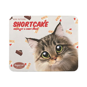 Lia's Shortcake New Patterns Mouse Pad