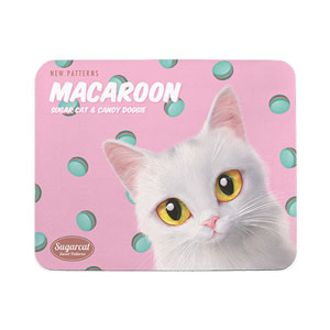 Louis's Macaroon New Patterns Mouse Pad