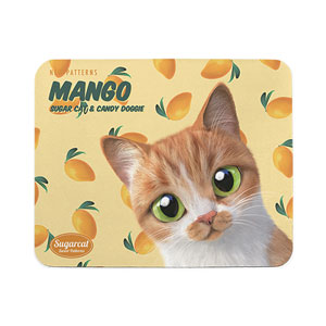 Mango's Mango New Patterns Mouse Pad