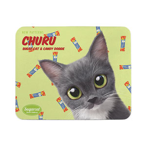 Marong's Churu New Patterns Mouse Pad