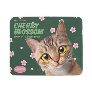 Ohjunisa's Cherry Blossom New Patterns Mouse Pad