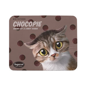 Ohsiong's Chocopie New Patterns Mouse Pad