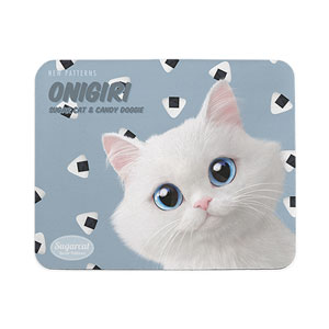Soondooboo's Onigiri New Patterns Mouse Pad