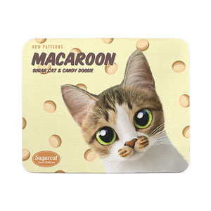 Wani's Macaroon New Patterns Mouse Pad