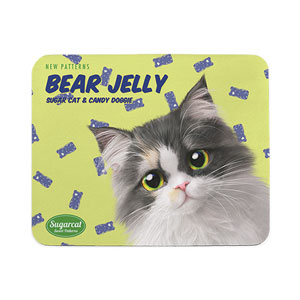 Zzing's Bears Jelly New Patterns Mouse Pad