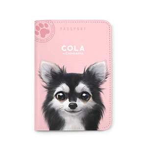 Cola the Chihuahua Passport Case