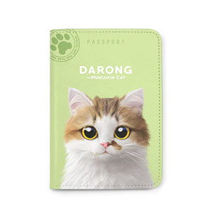 Darong the Munchkin Passport Case