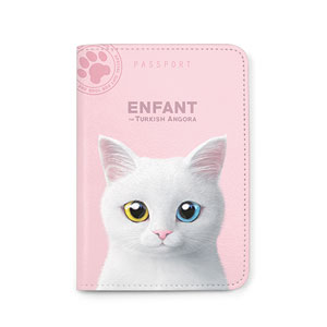 Enfant Passport Case