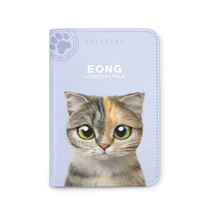 Eong Passport Case