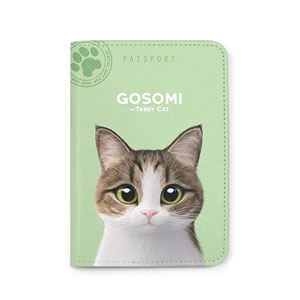 Gosomi Passport Case