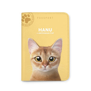 Hanu Passport Case