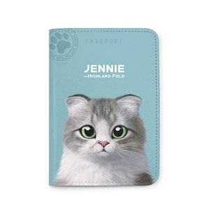 Jennie Passport Case